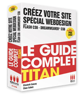 Créez votre site – spécial design