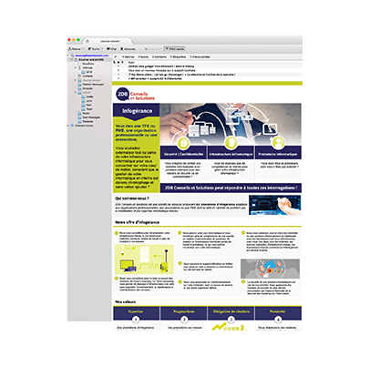 Newsletter infogérance